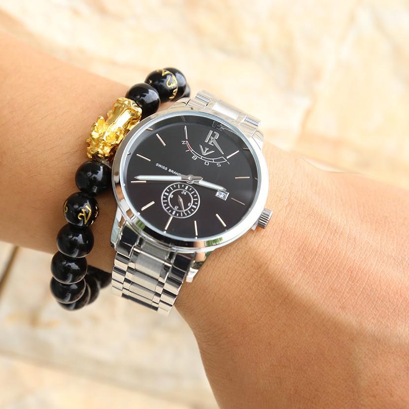[Tặng bòng tay]Đồng hồ nam NIBOSI chính hãng NI2318.06 thiết kế sang trọng tinh xảo