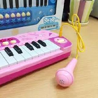 Đàn đồ chơi piano Musician 3206 có mic