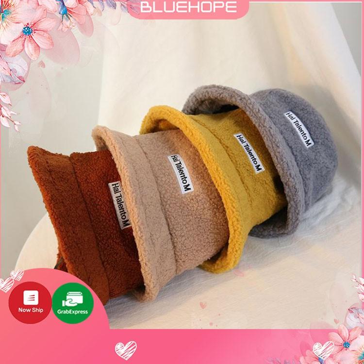 Mũ len dày giữ ấm vào mùa đông cho nữ NHIỀU MÀU M01
