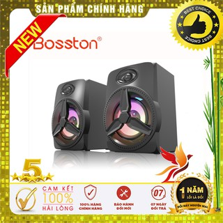 [Mã ELFLASH5 giảm 20K đơn 50K] Loa Bosston Z230 – Led RGB