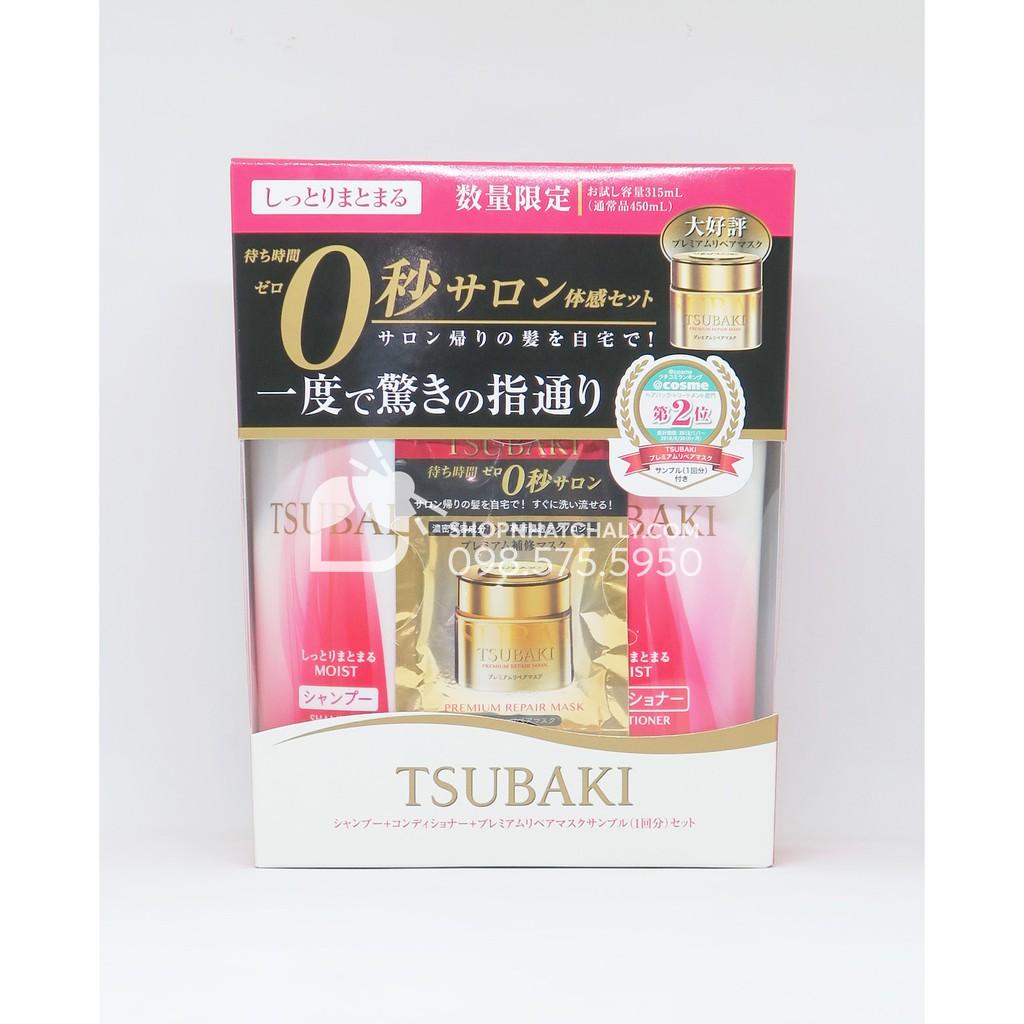 Bộ dầu gội xả Shiseido Tsubaki Nhật Bản. Mẫu mới 2019. Thành phần ưu việt cải tiến nguồn gốc thiên nhiên. Xách tay NB - 21934464 , 2109767995 , 322_2109767995 , 420000 , Bo-dau-goi-xa-Shiseido-Tsubaki-Nhat-Ban.-Mau-moi-2019.-Thanh-phan-uu-viet-cai-tien-nguon-goc-thien-nhien.-Xach-tay-NB-322_2109767995 , shopee.vn , Bộ dầu gội xả Shiseido Tsubaki Nhật Bản. Mẫu mới 2019