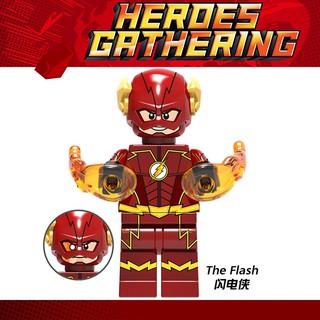 Đồ chơi lego hình nhân vật siêu anh hùng Lego Dc Justice League dành cho bé trai