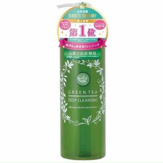 GEL TẨY TRANG SANTA MARCHE GREEN TEA 400ml Nhật Bản thumbnail