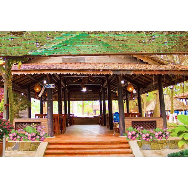 Hồ Chí Minh [Voucher] - Trọn gói Công Viên Nước Củ Chi và vườn thú dành cho 01 người
