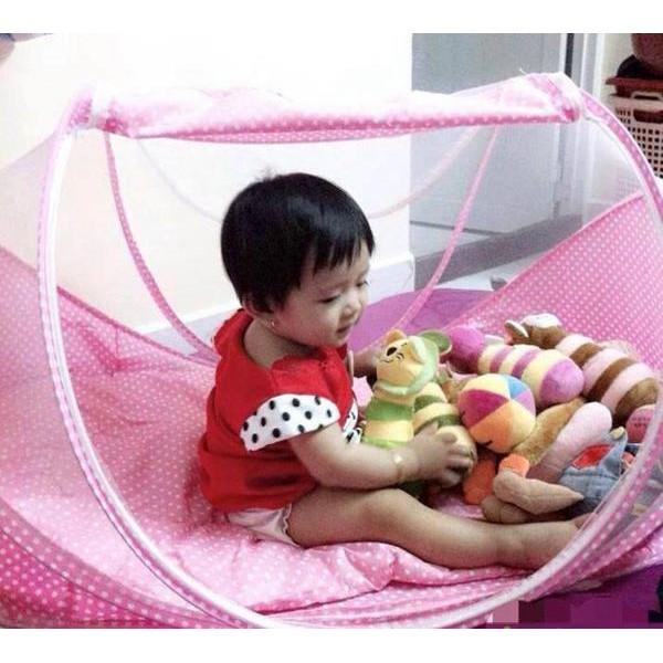 Màn Mùng ngủ chống muỗi có phát nhạc cho bé Hồng - 2446195 , 191672933 , 322_191672933 , 159000 , Man-Mung-ngu-chong-muoi-co-phat-nhac-cho-be-Hong-322_191672933 , shopee.vn , Màn Mùng ngủ chống muỗi có phát nhạc cho bé Hồng