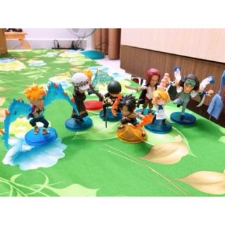 Mô hình tĩnh WCF One Piece tổng hợp chính hãng