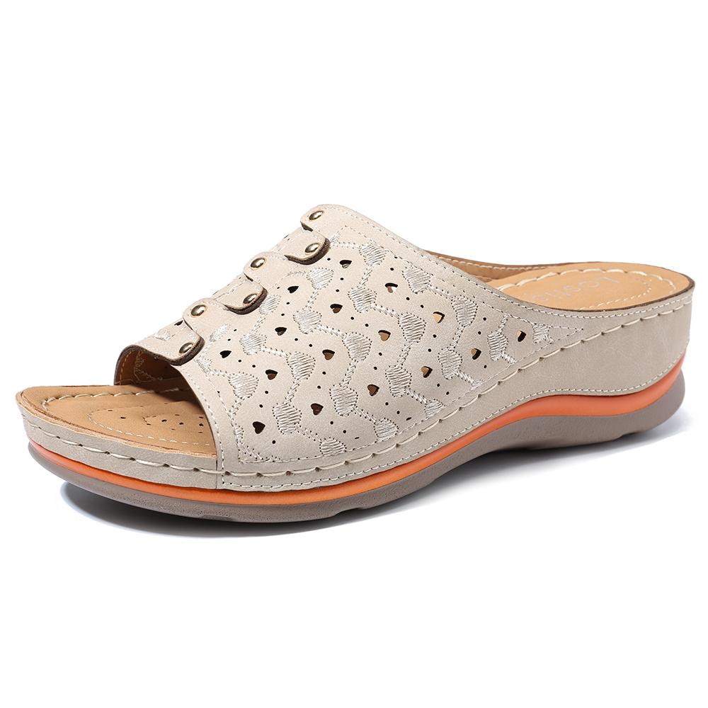 Dép sandal mềm mại cho nữ