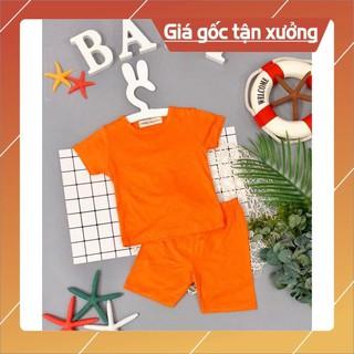 Quần áo trẻ em,đồ bộ em bé – Bộ Cộc Tay Cho Bé 💖 Bộ Minky Mom Cộc Tay Chất Thun Lạnh siêu mềm mịn thoáng mát