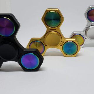 Spinner cao cấp 3 cánh màu hợp kim