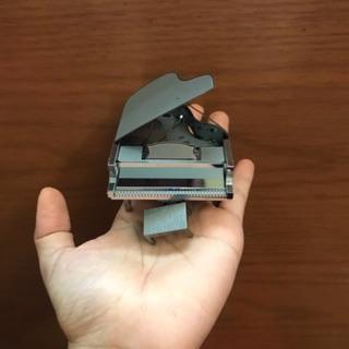 Chưa ráp Mô hình thép Mô hình 3D lắp ráp, mô hình kim loại 3d, trưng bày trang trí, piano metal model