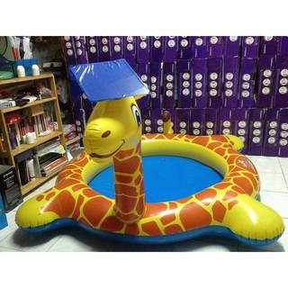 Bể bơi hươu abbot hàng Intex