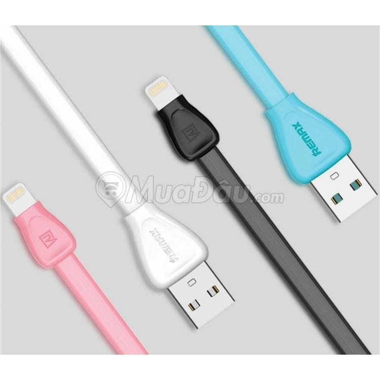 Cáp sạc iPhone/iPad Remax 028i chính hãng, giá rẻ