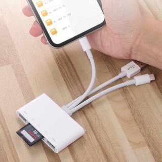 Đầu lọc thẻ nhớ cho điện thoại iphone máy tính android