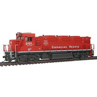 Mô hình xe lửa 1/87 (HO) – Atlas, đầu máy Genset 2101 – Canadian Pacific – DCC ready ( DC )