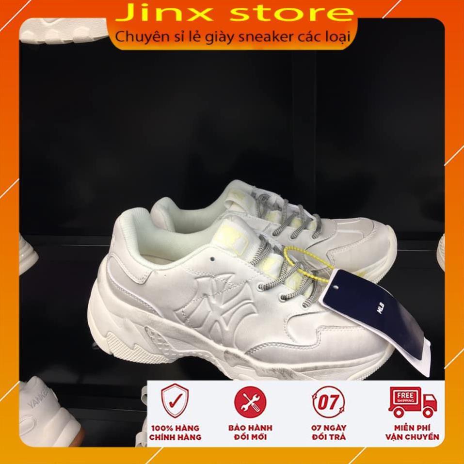Giày MLB NY đế bẩn Nam/Nữ 1.1 Jinx Store