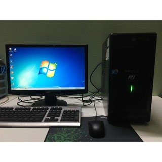 Bộ case Máy tính cũ dùng văn phòng và chơi Game nhẹ