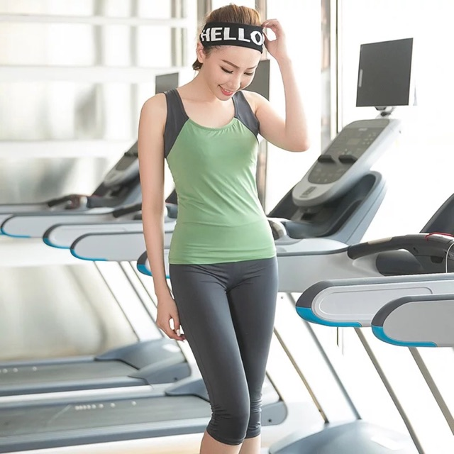 Bộ quần áo tập Gym AL347