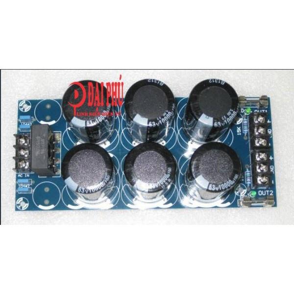 Mạch nguồn 10.000uF/63V*6 Rubycon 2 ngõ ra độc lập - DIY amplifier 2,0 - 3089060 , 765962368 , 322_765962368 , 565000 , Mach-nguon-10.000uF-63V6-Rubycon-2-ngo-ra-doc-lap-DIY-amplifier-20-322_765962368 , shopee.vn , Mạch nguồn 10.000uF/63V*6 Rubycon 2 ngõ ra độc lập - DIY amplifier 2,0