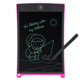 [stock]8.5″ Drawing Toys LCD Writing Pad Paperless Tablet Children's Writing Pad
