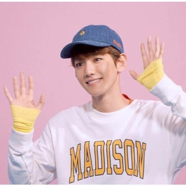 [SWEATSHIRT] MADISON - BAEKHYUN & SEHUN (EXO)