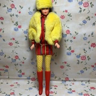 Búp bê barbie repro vintage