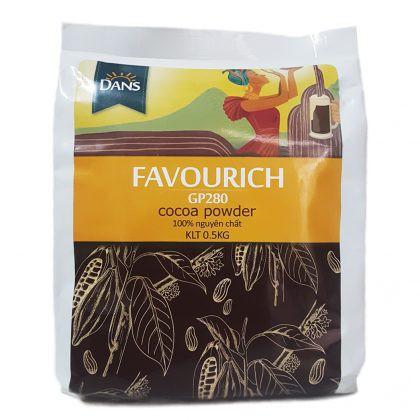 Bột Cacao Nguyên Chất Dans – 500g
