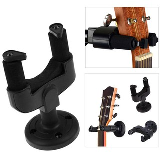 Guitar Wall Mount Stand Hook Fits Most Bass Ukulele Guitar Violin Wall Bracket