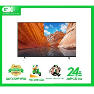 Android TV Sony 4K 50 inch KD-50X80J