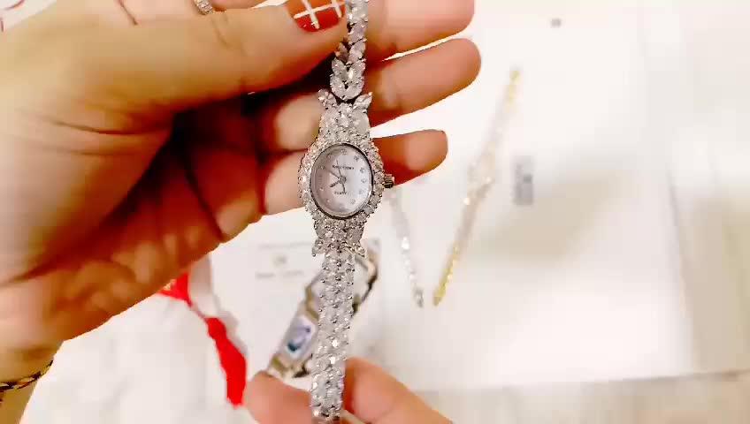Đồng hồ nữ chính hãng Royal Crown 2527/9246 -Jewelry Watch