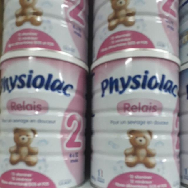 Combo physiolac 2