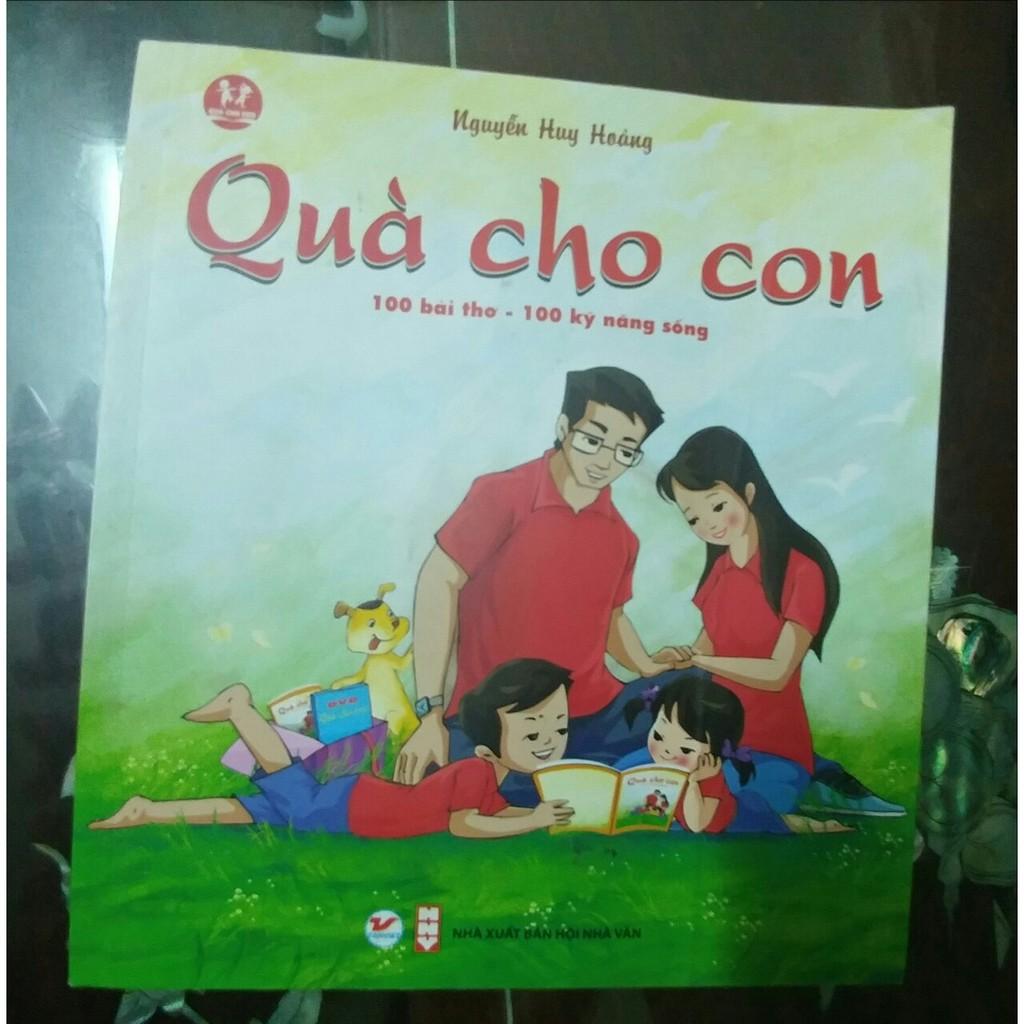 Sách - Quà Cho Con