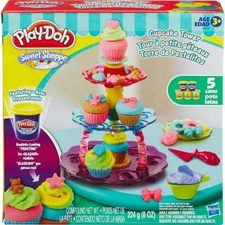 Đất nặn Play Doh: Bộ Cupcake ngọt ngào A5144