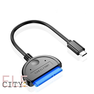 999ele⚡ USB 3.1 Type C to SATA III HDD SSD 2.5