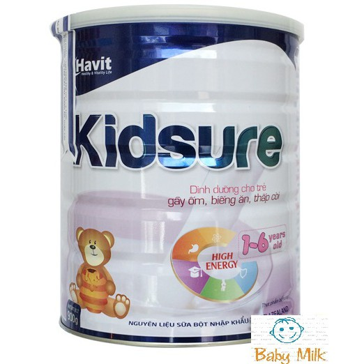Sữa Havit Kidsure (900g) (date 2020) - 3021094 , 1168970875 , 322_1168970875 , 400000 , Sua-Havit-Kidsure-900g-date-2020-322_1168970875 , shopee.vn , Sữa Havit Kidsure (900g) (date 2020)