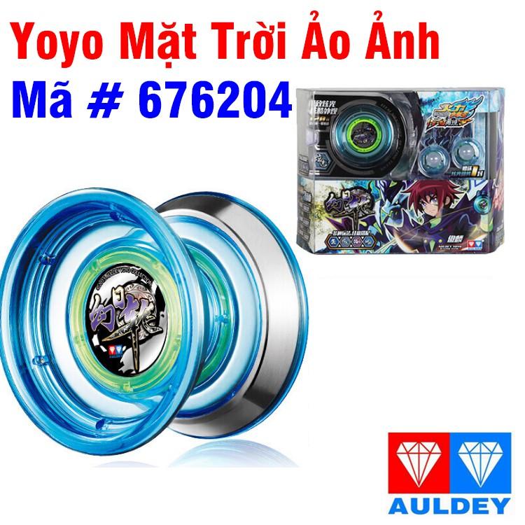 Đồ chơi Yoyo con quay Mặt Trời Ảo Ảnh đồ chơi trẻ em tuyệt đỉnh Yoyo hãng Auldey mã 676204