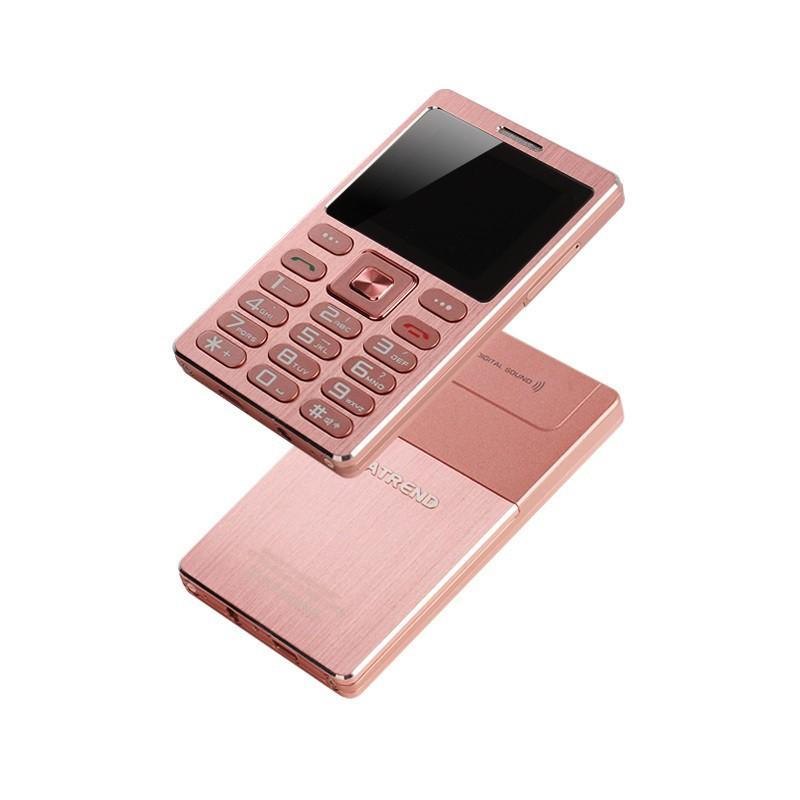 Điện thoại SUNTEK Satrend V6 Pink - Chính Hãng - Bảo Hành 12 tháng