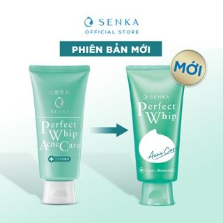 Hình ảnh [MÃ COS209 -8% ĐH250K]Sữa rửa mặt dành cho da mụn Senka perfect whip acne care 100g_15554-2