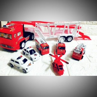 Set ô tô đồ chơi mô hình – 8311