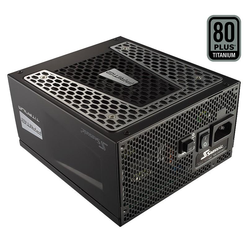 [ Shoppe Hot ] Nguồn Seasonic Prime Ultra 1000W 1000TR – 80 PLUS®TITANIUM – BH 60 tháng Giá chỉ 7.839.000₫