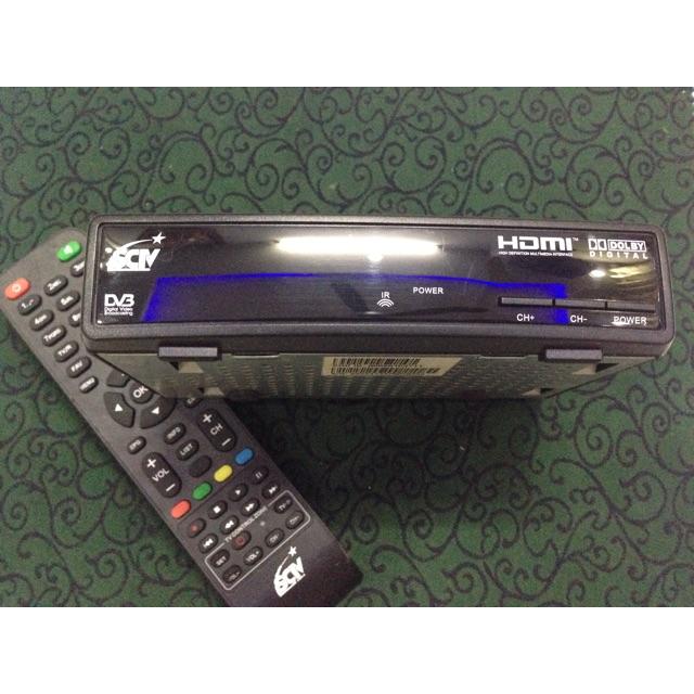 Đầu Thu HD SCTV
