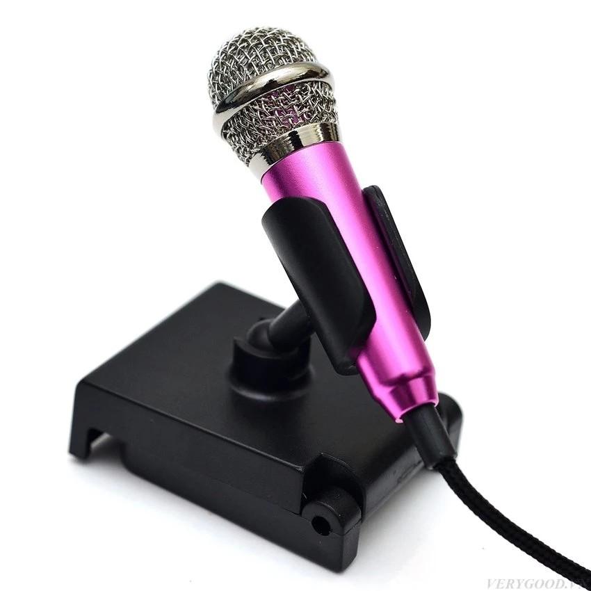 Micro mini hát Karaoke trên điện thoại (Hồng ) - 3120811 , 980405035 , 322_980405035 , 29000 , Micro-mini-hat-Karaoke-tren-dien-thoai-Hong--322_980405035 , shopee.vn , Micro mini hát Karaoke trên điện thoại (Hồng )