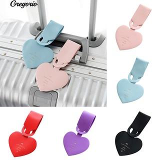 Thẻ đeo hành lý hình trái tim xinh xắn thumbnail