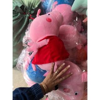 HEO PEPPA PIG Chất MINISO Mềm Nhũng Cao Cấp 60cm