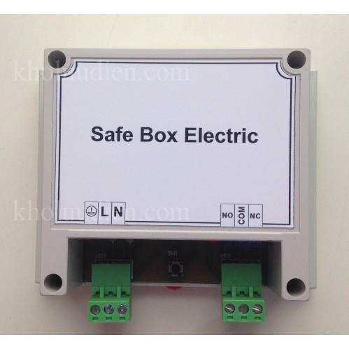Bộ cảnh báo rò điện công nghiệp