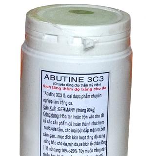 Sale 38% Bột Kích Trắng Da Abutine 3C3