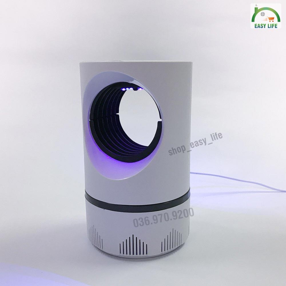 [HÚT MẠNH] Đèn Hút Muỗi Cắm Sạc USB Hiệu Quả Tốt DHM-21