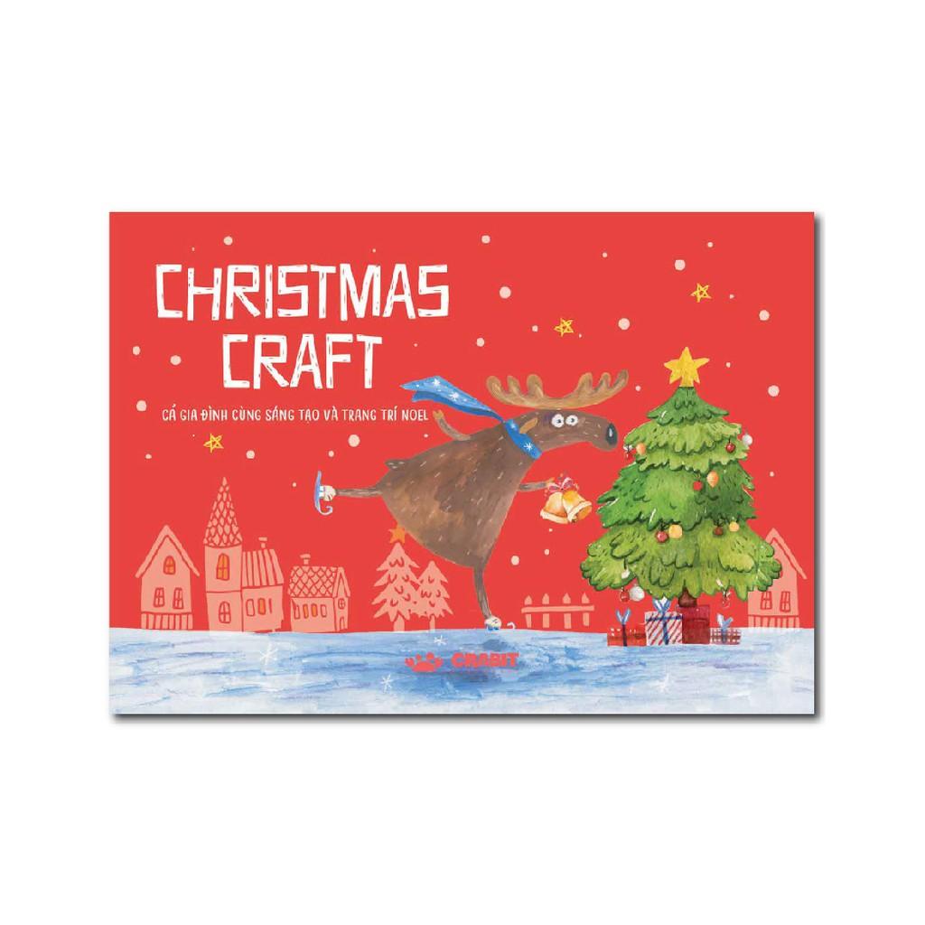 Bộ thủ công trẻ em – Christmas Craft