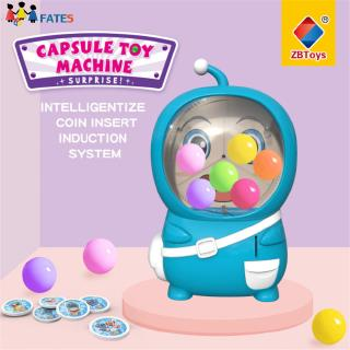 Simulation Electric Coin Operated Twisting Egg Machine With Light Music Shake Egg Lottery Machine