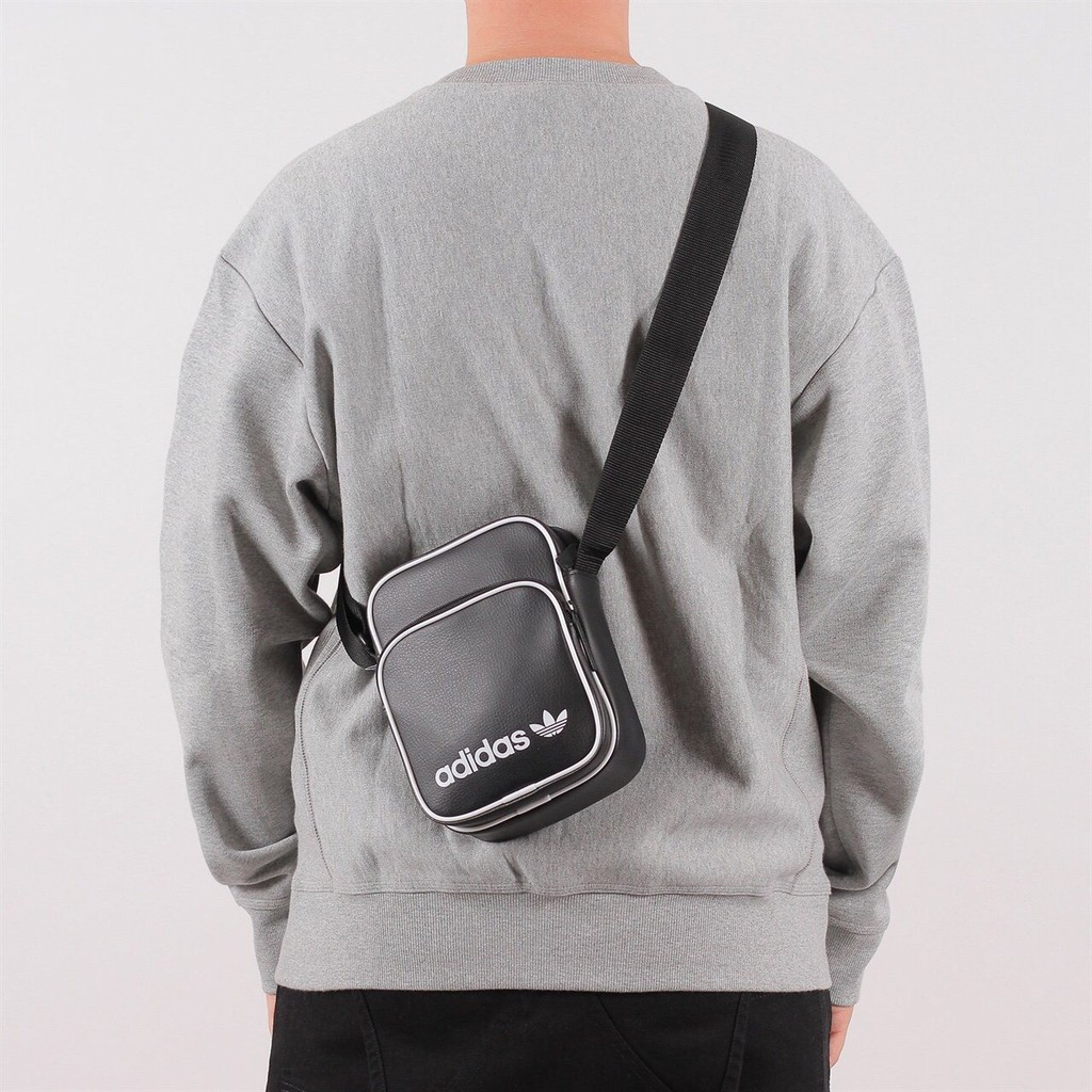 Túi đeo chéo Adidas Mini Bag Vintage XUẤT DƯ [SALE LỖ – SIÊU RẺ]