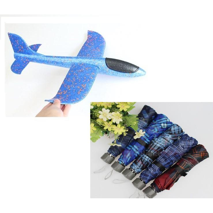 Máy bay xốp tiêm kích phi tay loại to [ 50cm * 48cm ] tặng ô du lịch cá nhân xếp gọn - 2794557 , 1178128190 , 322_1178128190 , 89900 , May-bay-xop-tiem-kich-phi-tay-loai-to-50cm-48cm-tang-o-du-lich-ca-nhan-xep-gon-322_1178128190 , shopee.vn , Máy bay xốp tiêm kích phi tay loại to [ 50cm * 48cm ] tặng ô du lịch cá nhân xếp gọn
